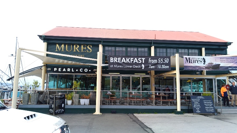 MURES 正面